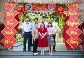 Nhân sự Phòng Công tác sinh viên và Quan hệ doanh nghiệp